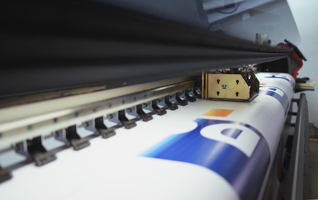 drukarnia wielkoformatowa,drukarnia banerów